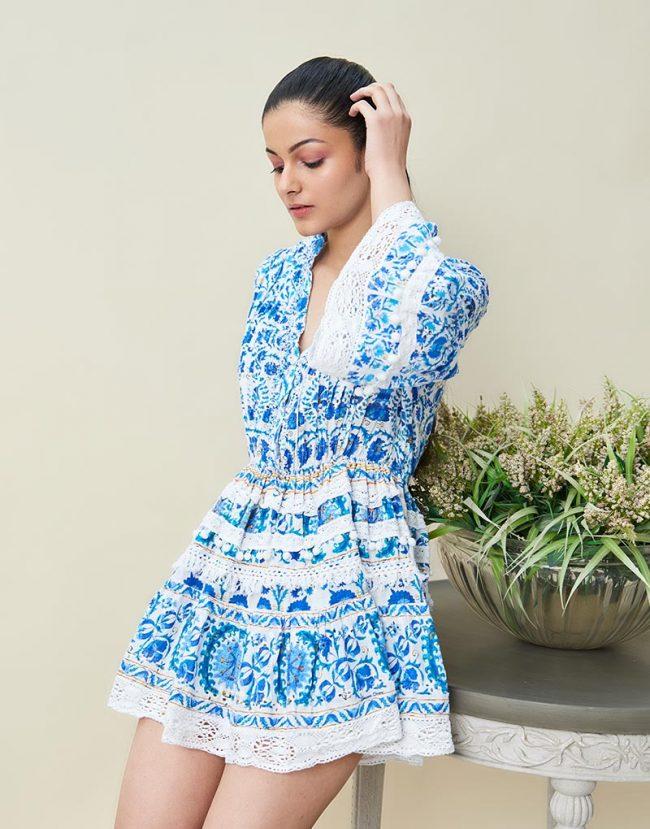 Nico Top Dress
