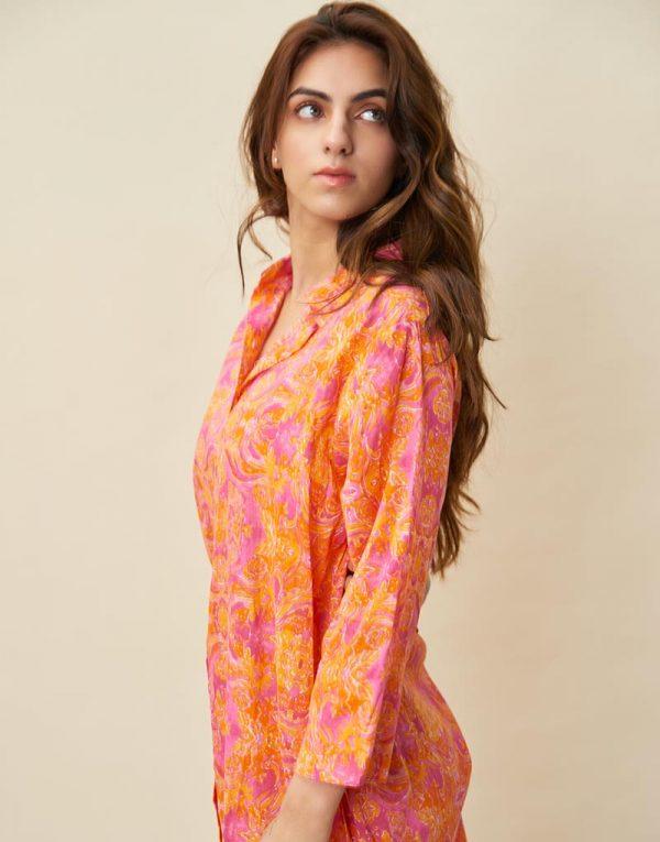 Pandora Shirt Dress