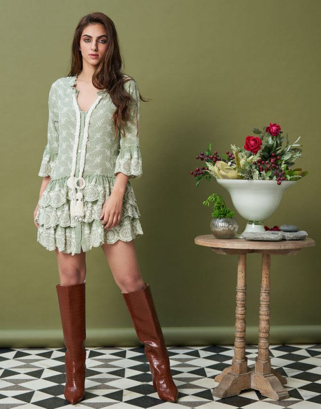 Annalisa Dress