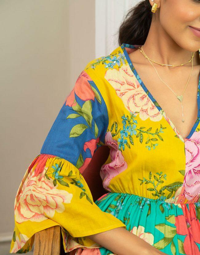 Aberee Dress