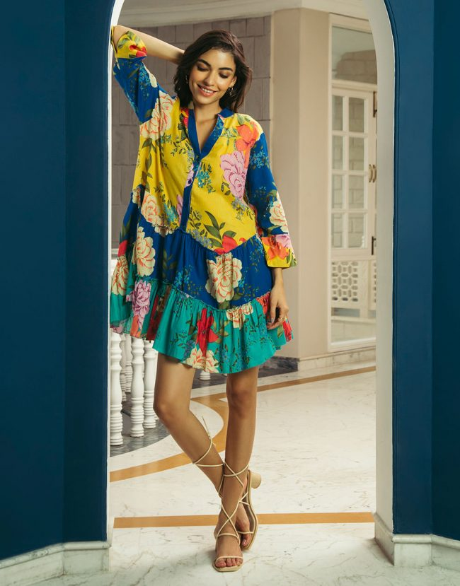 Omaja Dress