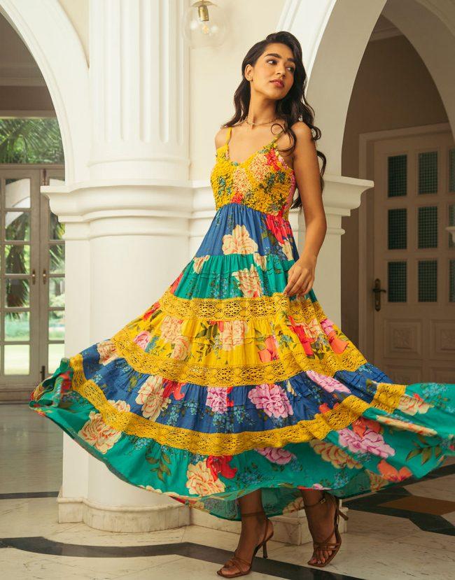 Sebeili Dress