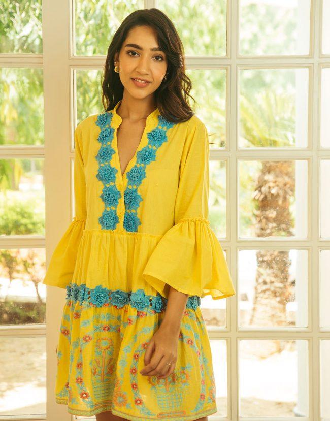 Dharika Dress